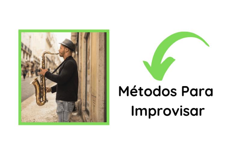 Métodos para improvisar Jazz